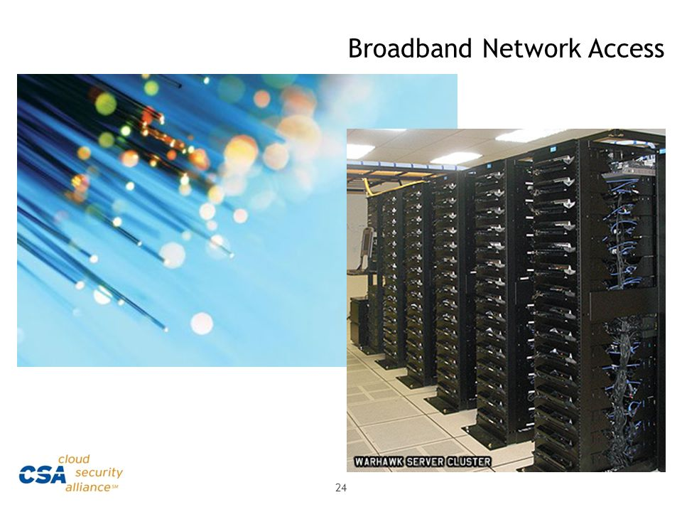 Broadband Network Access