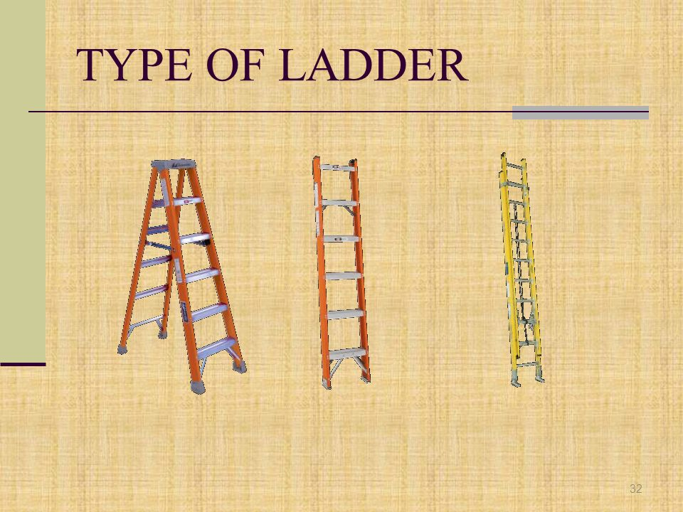 Kinds Of Ladder Stlfamilylife