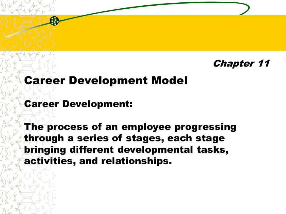 Chapter 11 careers and career management ppt video online download career development model malvernweather Image collections