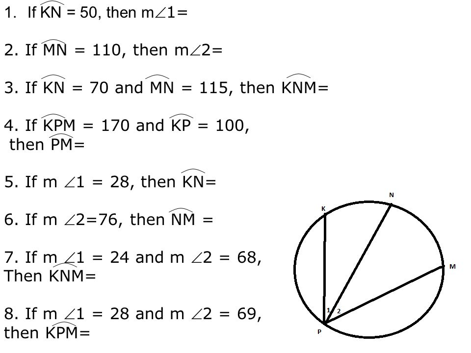 Inscribed Angles ppt video online download