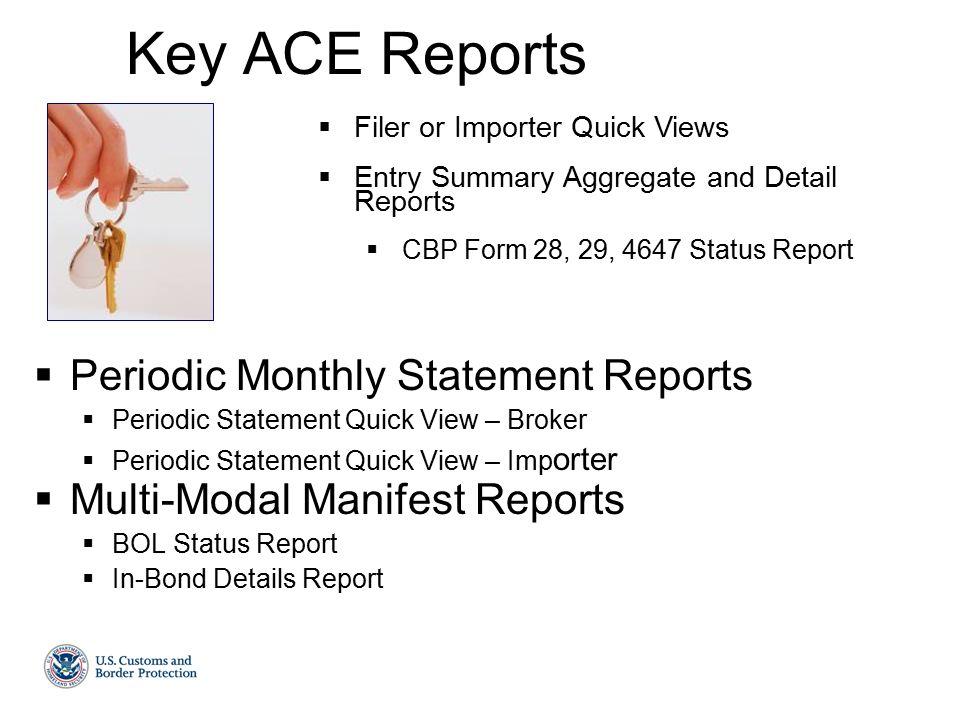 Ace Update And Broker Benefits Ppt Video Online Download