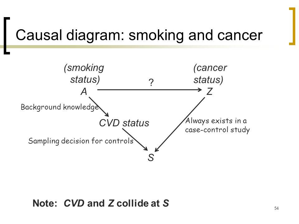 54 causal diagram:
