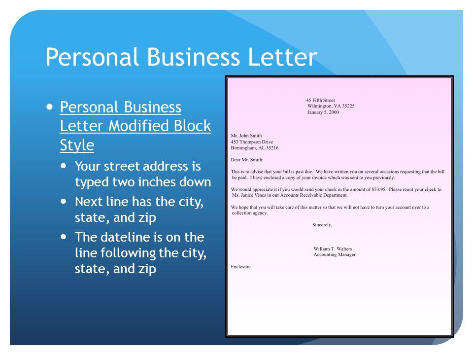 Business Correspondence Ppt Video Online Download