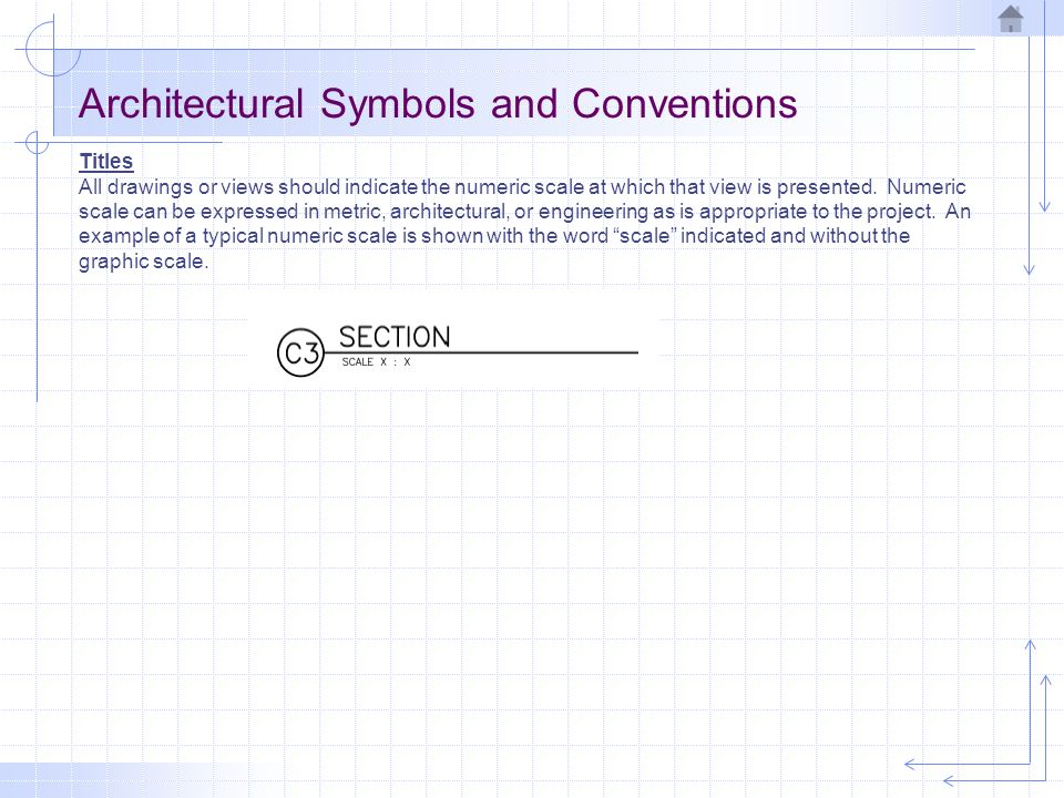 Architectural Drawing Ppt Video Online Download