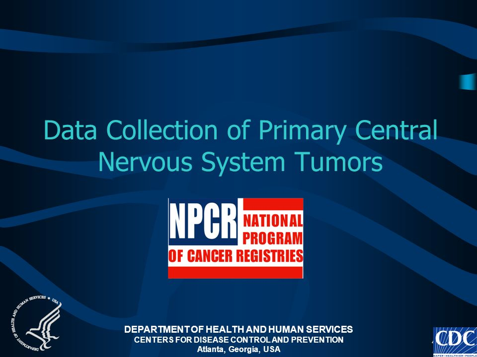 Data Collection of Primary Central Nervous System Tumors