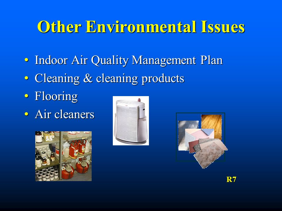 Other Environmental Issues