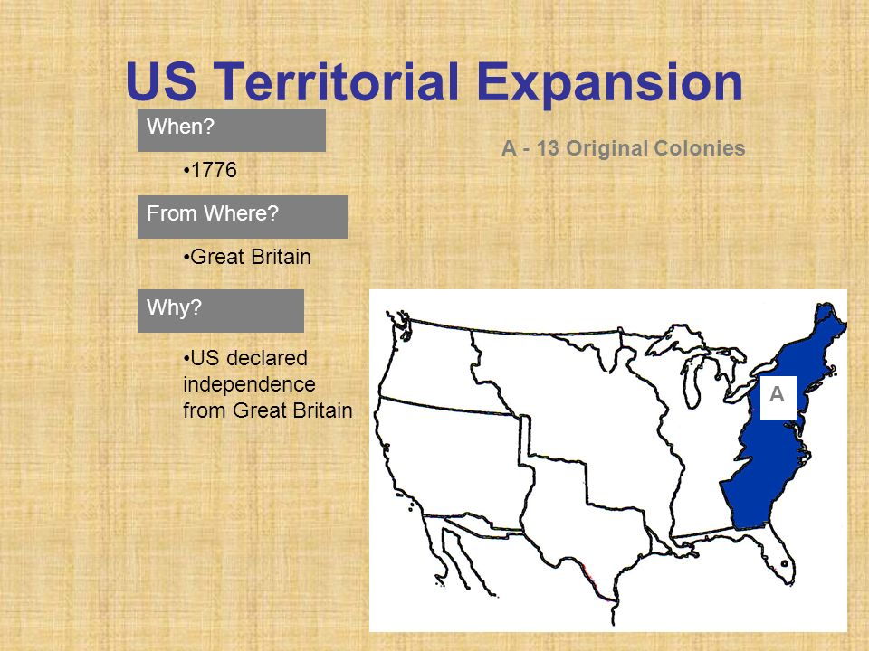 Key Territorial Acquisitions - ppt download