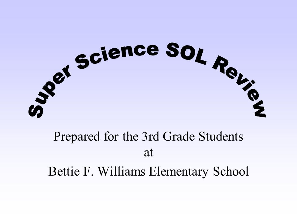 Super Science SOL Review
