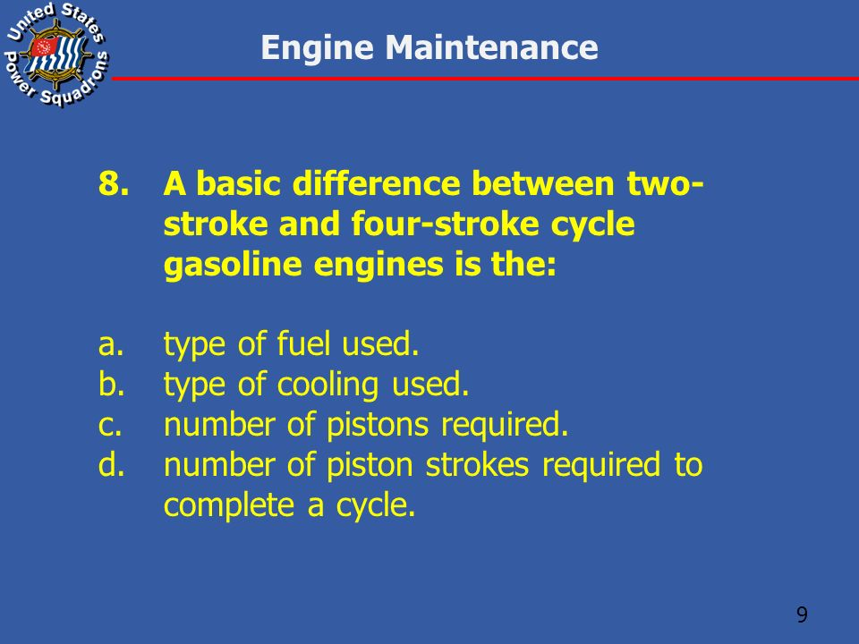 Chapter 1 - Quiz Engine Maintenance PowerPoint slides by