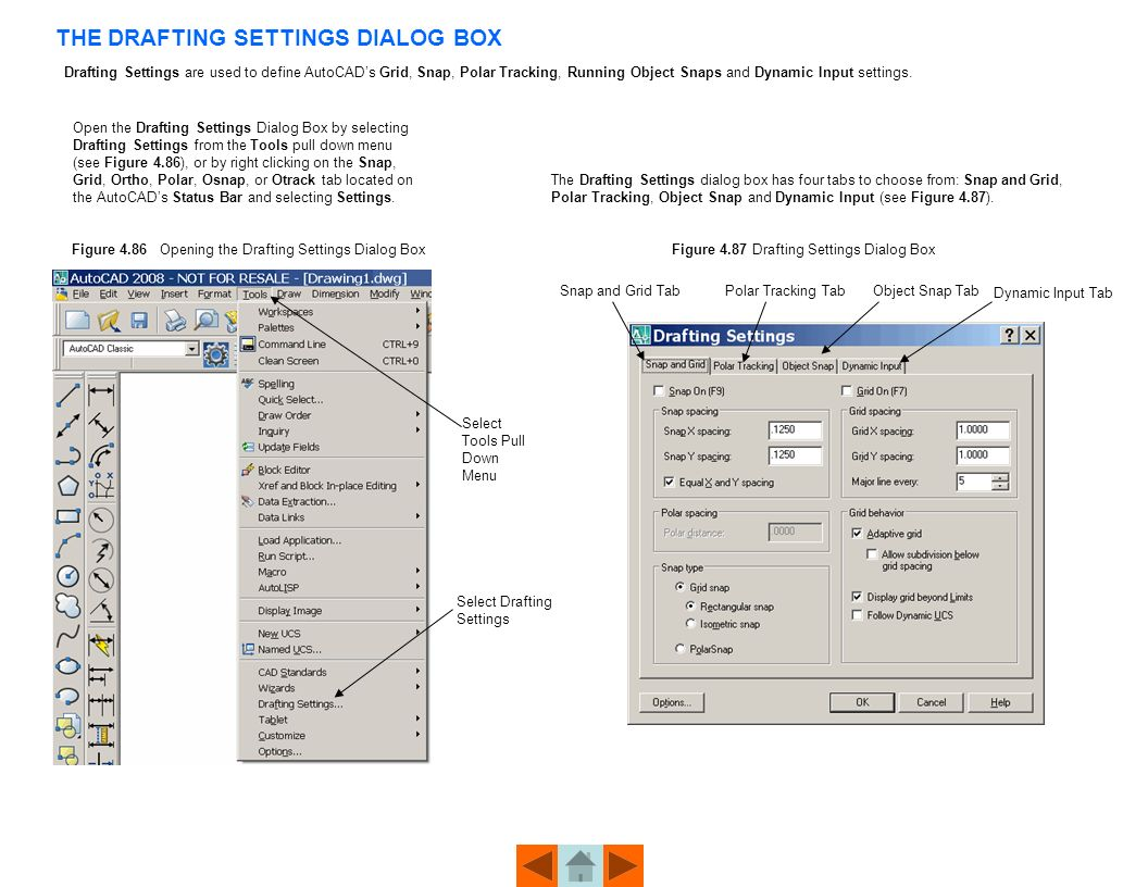 Beginning an AutoCAD Drawing - ppt download