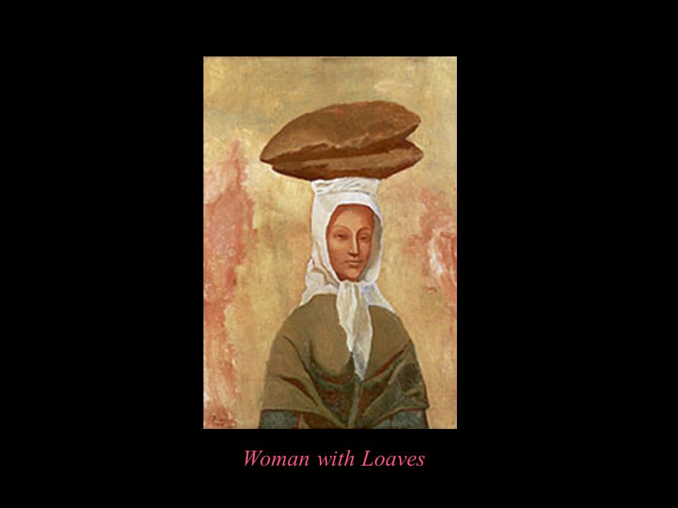 Woman with Loaves