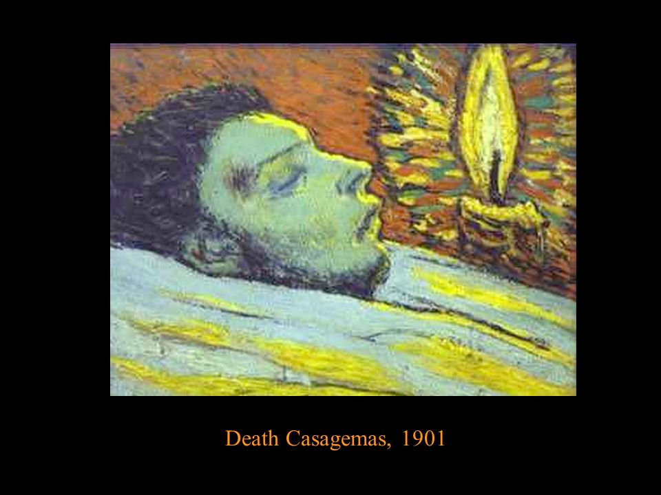 February 17: Casagemas s failure with Germaine drives him to suicide