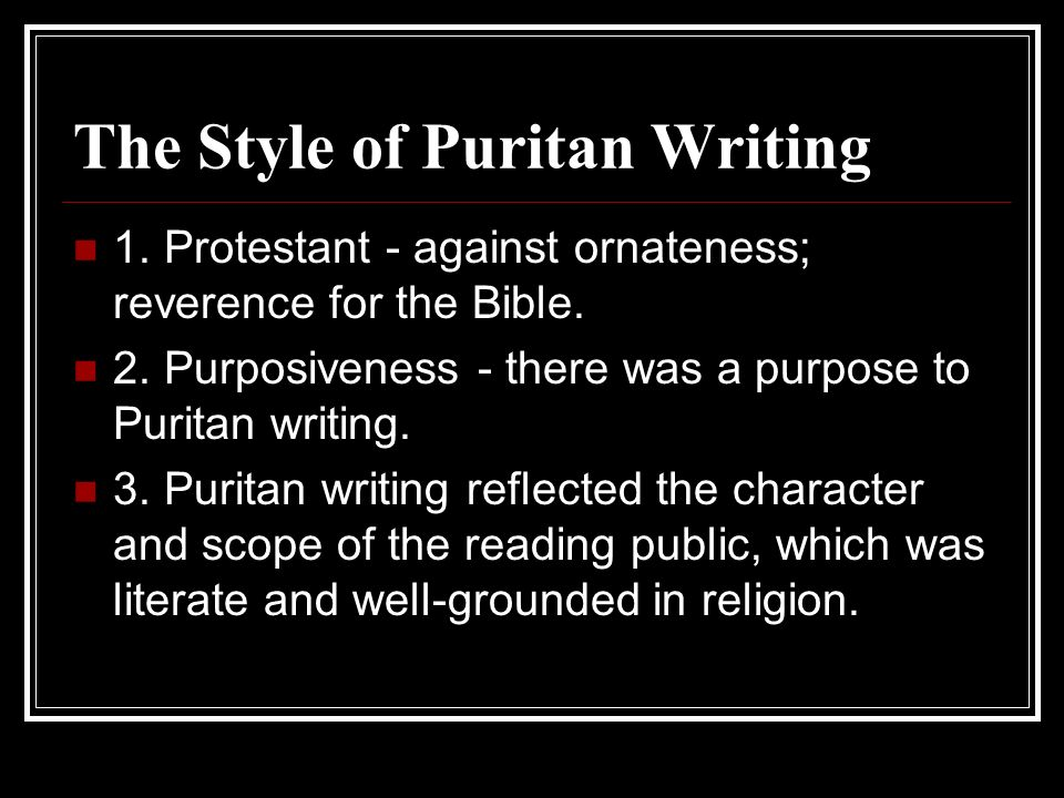 the puritan beliefs and community structure in the crucible by arthur miller Arthur miller uses several writing methods in order to convey the crucible as an allegory for his struggles with mccarthyism arthur miller is clarifying the fact that as the trials continued, the more strict and severe the court became this often caused for false accusations against innocent citizens.