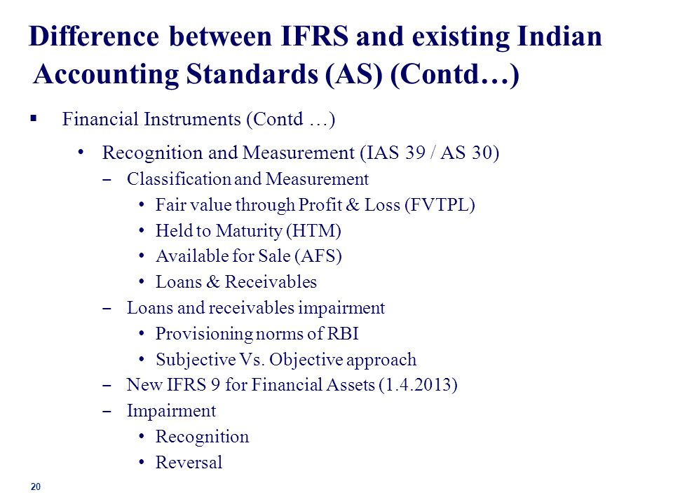 todays country differences in accounting standards In a principle-based accounting system, the areas of interpretation or discussion can be clarified by the standards-setting board, and provide fewer exceptions than a rules-based system however, ifrs include positions and guidance that can easily be considered as sets of rules instead of sets of principles.