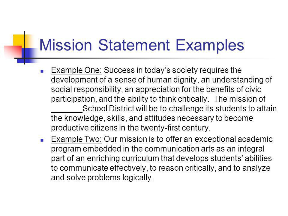 nur 588 educational mission statement The mission of mountain gap middle school is to provide each student a diverse education in a safe, supportive environment that promotes self-discipline, motivation, and excellence in learning.