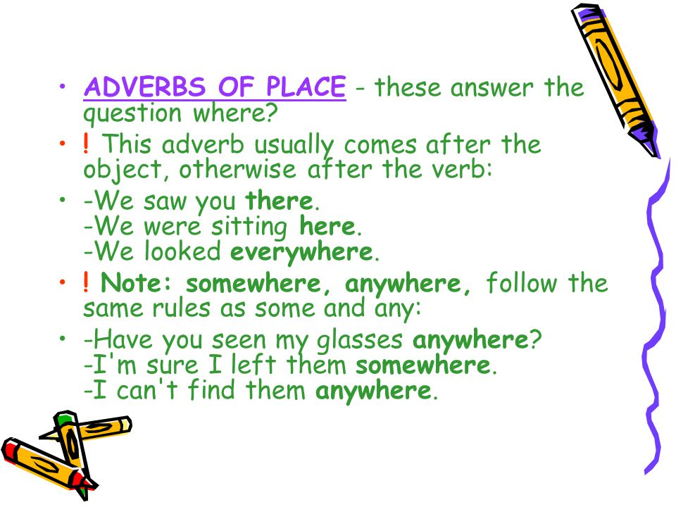 Adverbs Of Manner How Ppt Download