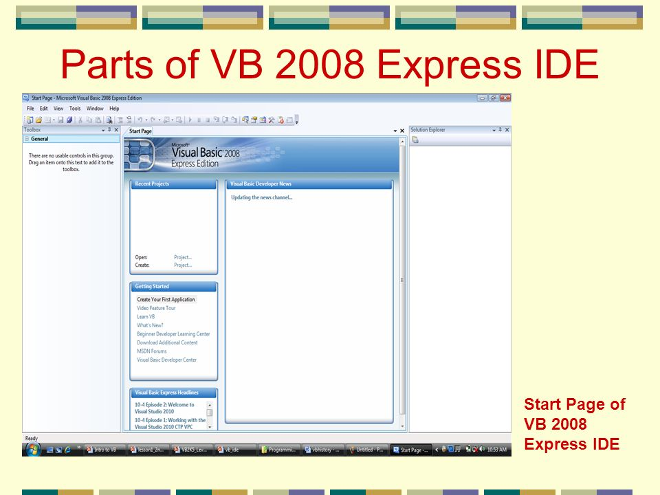 Integrated Development Environment (IDE) - ppt video online