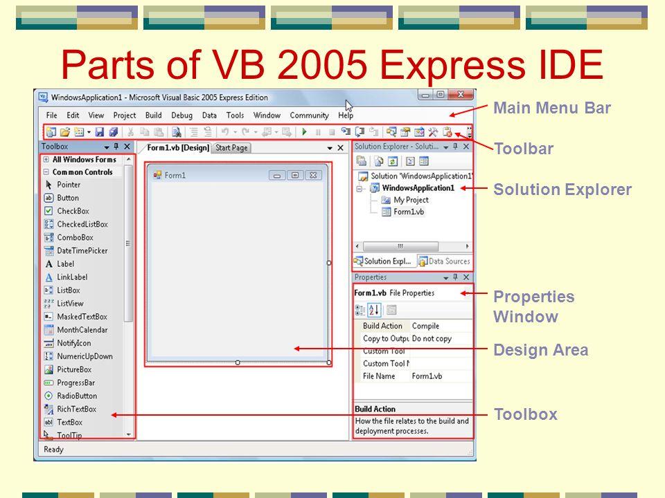 Vb Tools