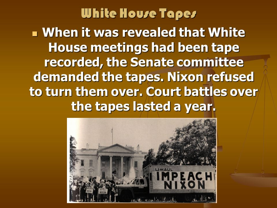 White House Tapes