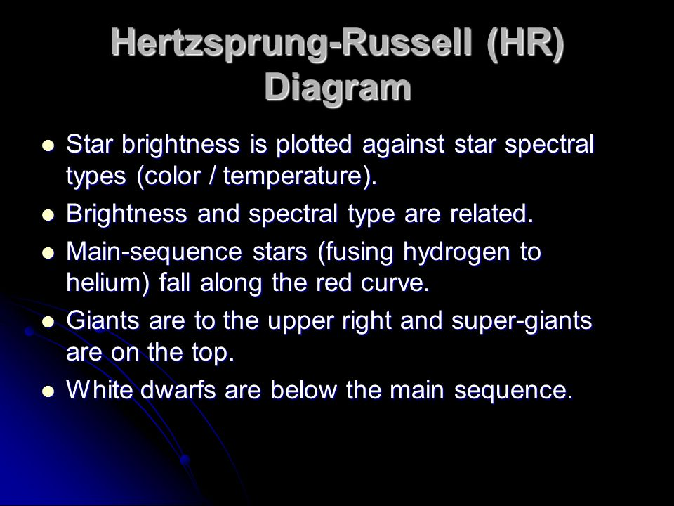 Chapter 11 Characterizing Stars Ppt Video Online Download