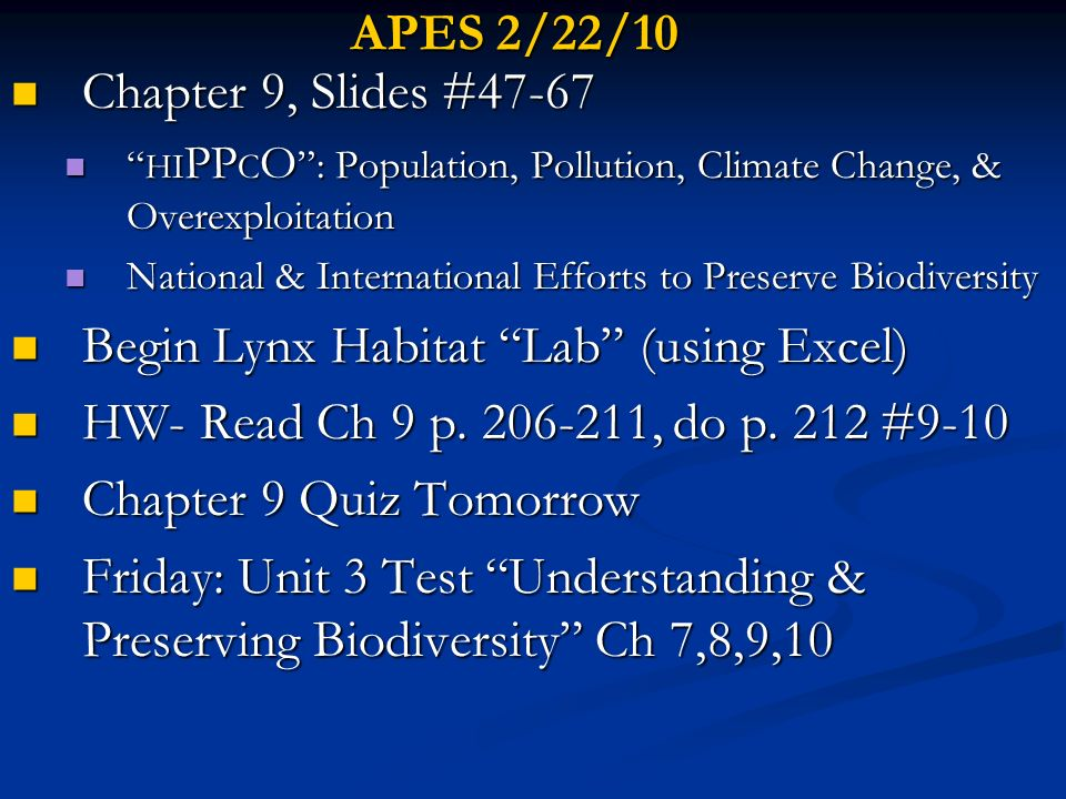 apes chapter 10 checkpoint questions Apes chapter material              chapter 10 material find link below and click on to open  chapter 10 review questions forest wars video questions forestry reading.