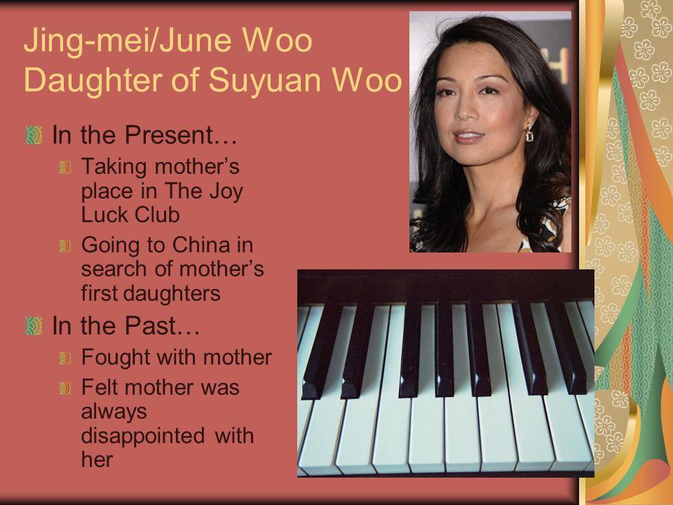 jing mei woo two kinds
