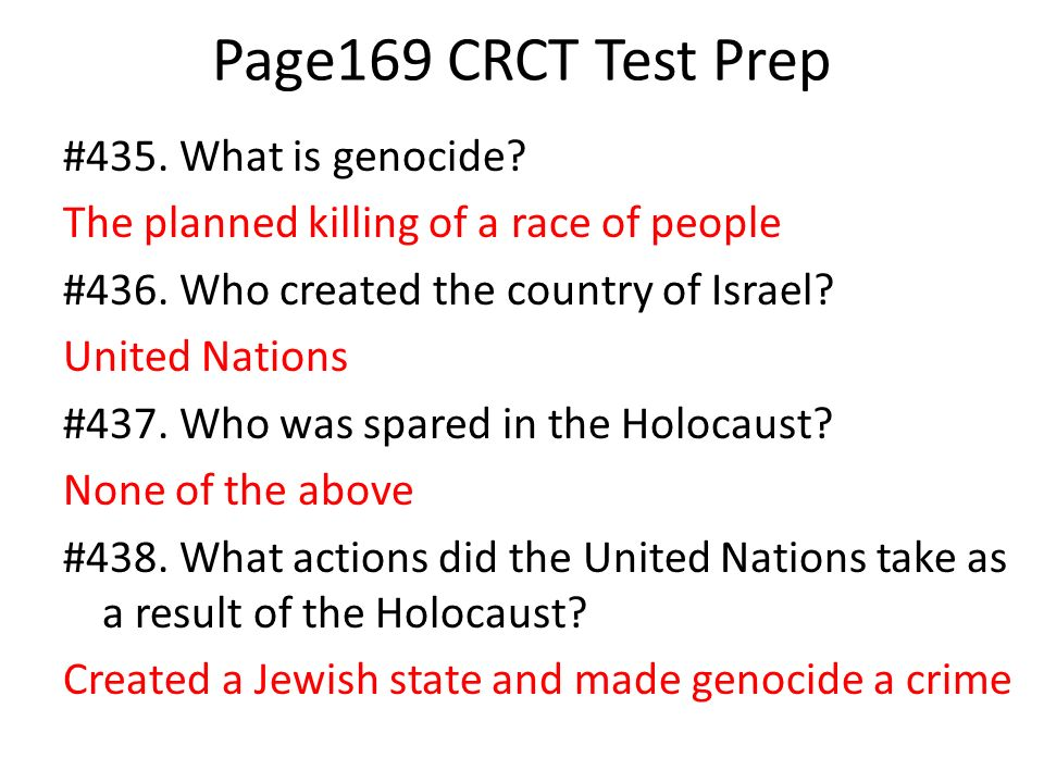 Page169 CRCT Test Prep
