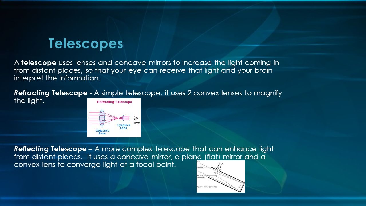 Mirrors and lenses chapter ppt download