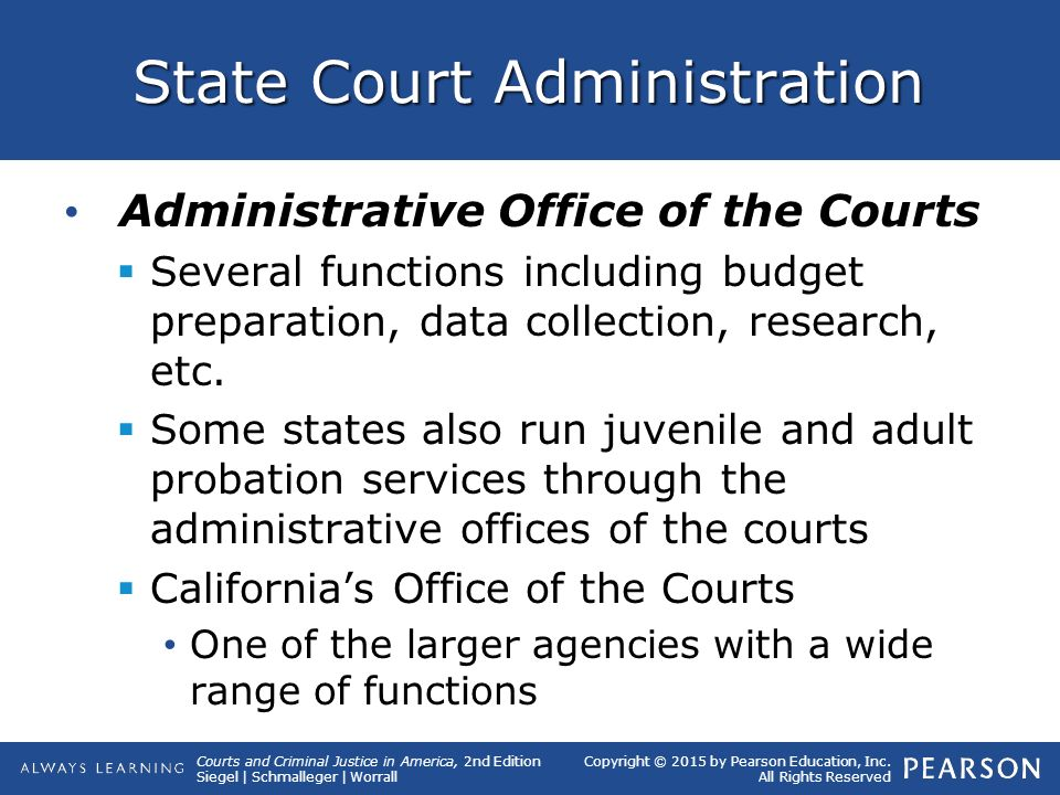 4 State Courts ppt
