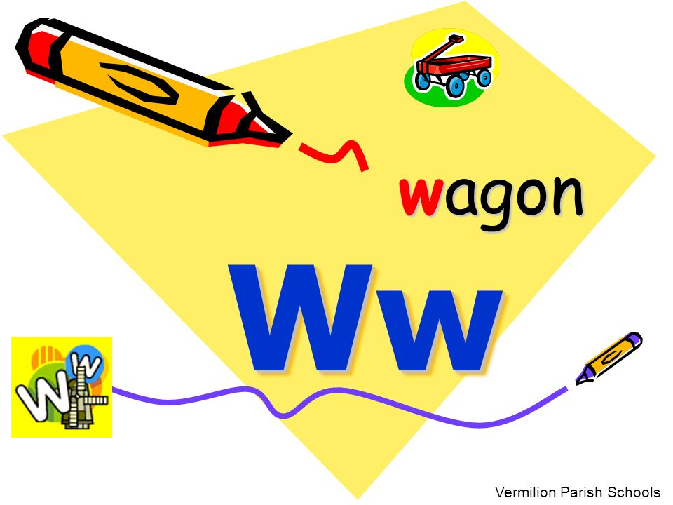 wagon Ww Vermilion Parish Schools