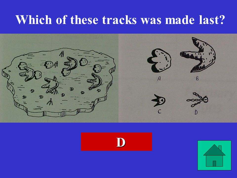 Which of these tracks was made last