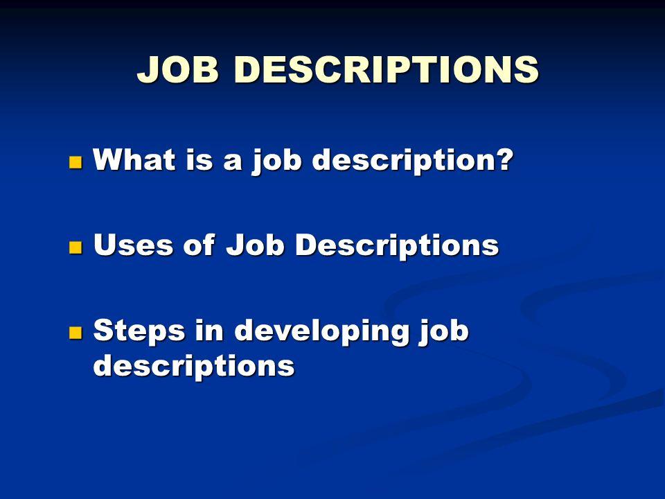 JOB EVALUATION & SALARY STRUCTURE DESIGN - ppt video online