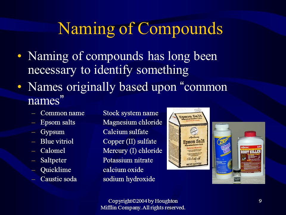 Ions combine to form ionic compounds  - ppt download
