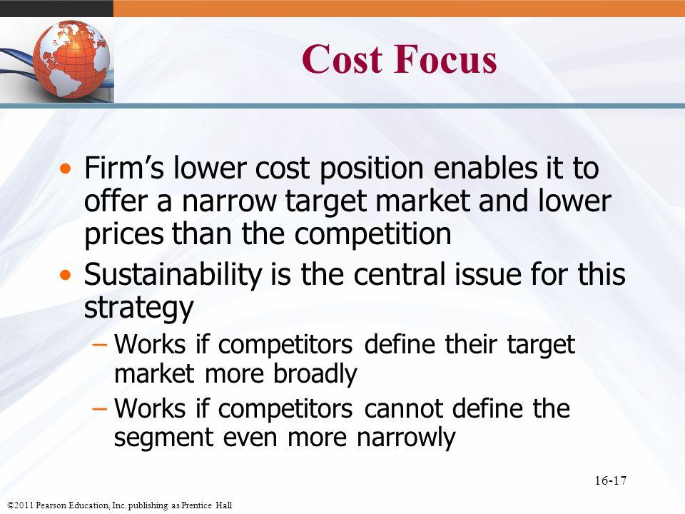 Strategic Elements Of Competitive Advantage Ppt Download