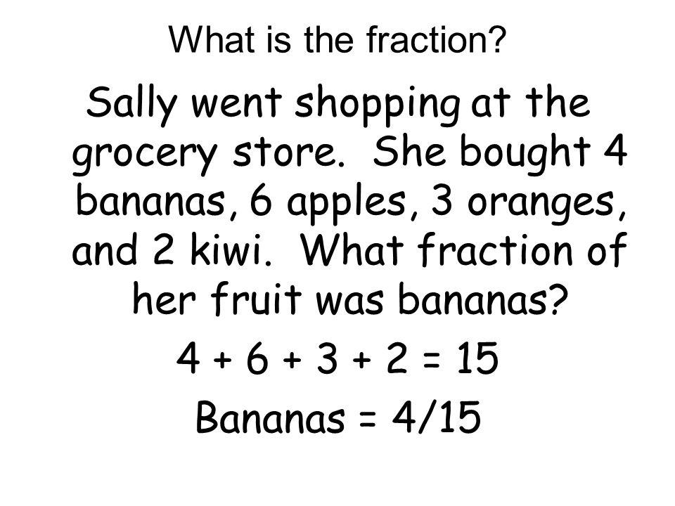 Dorable Fraction Exercise Sketch - Math Worksheets - modopol.com