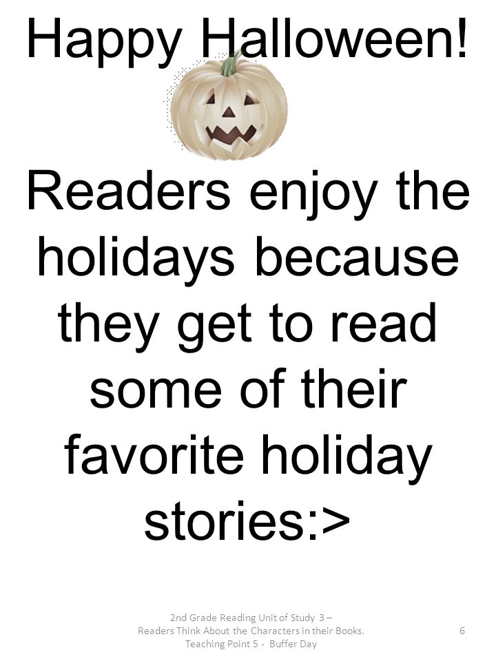 Happy Halloween! Readers enjoy the holidays because they get to read some of their favorite holiday stories:>