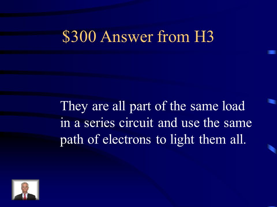 $300 Answer from H3 They are all part of the same load