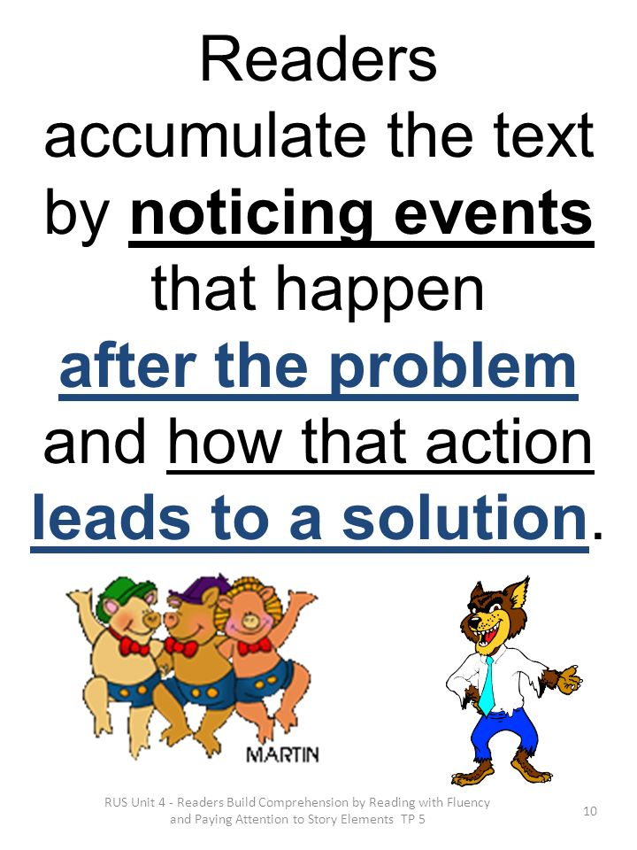 accumulate the text by noticing events that happen
