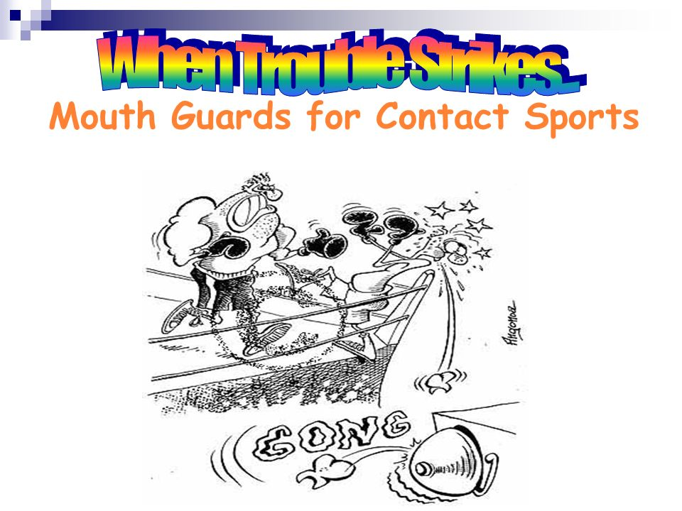 Mouth Guards for Contact Sports