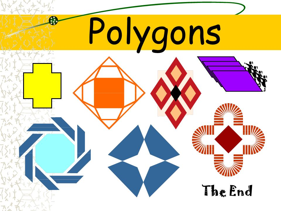 Polygons The End
