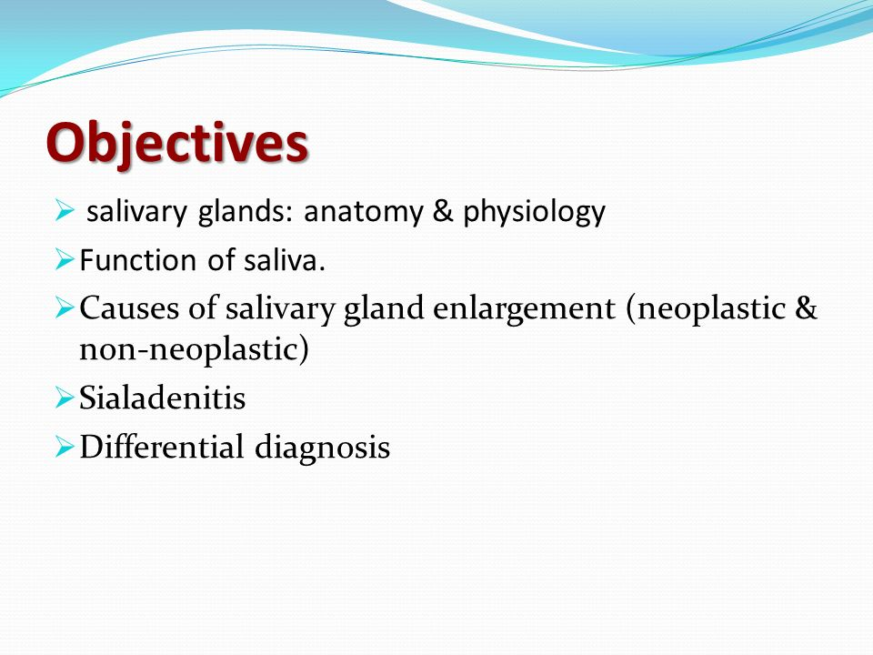 Sialadenitis Dr. Ahmed Negm ass. professor of general Surgery - ppt ...