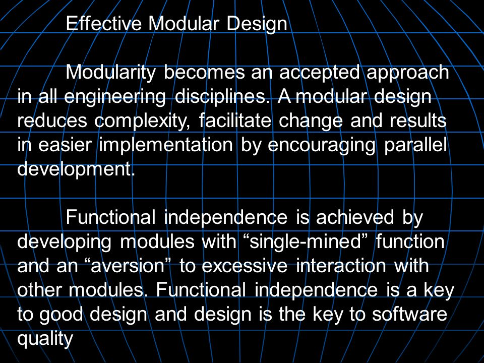 Software Design Ppt Video Online Download