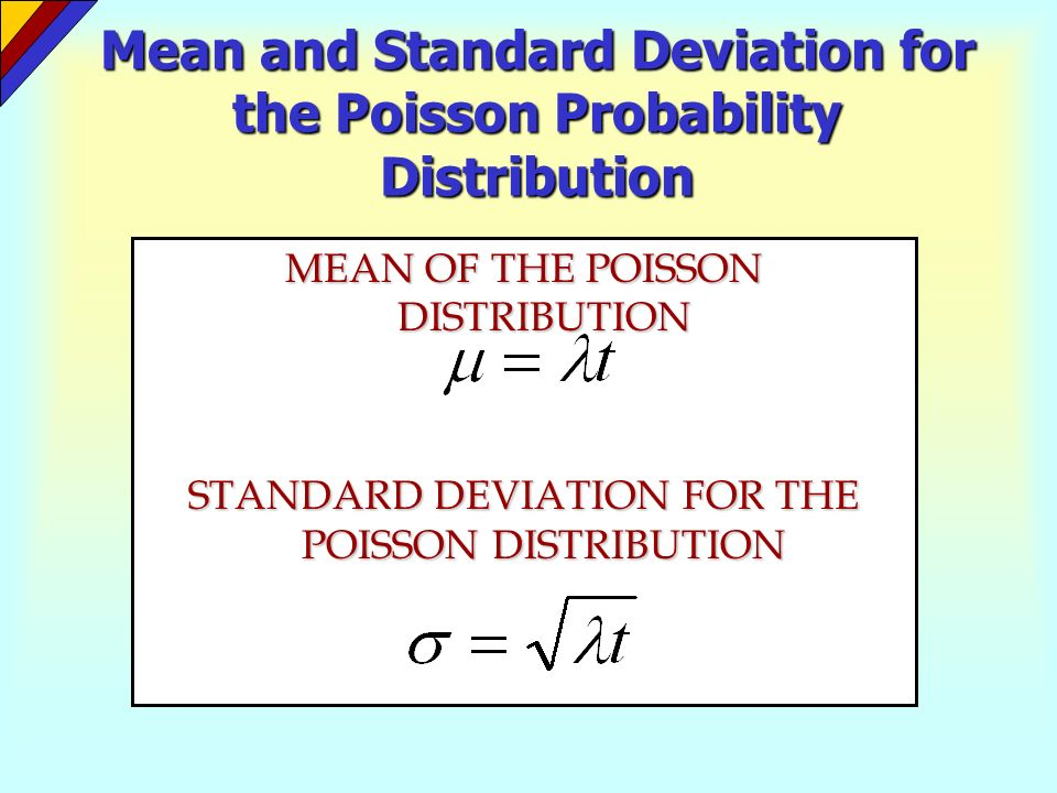 how to find expected value given mean and standard deviation