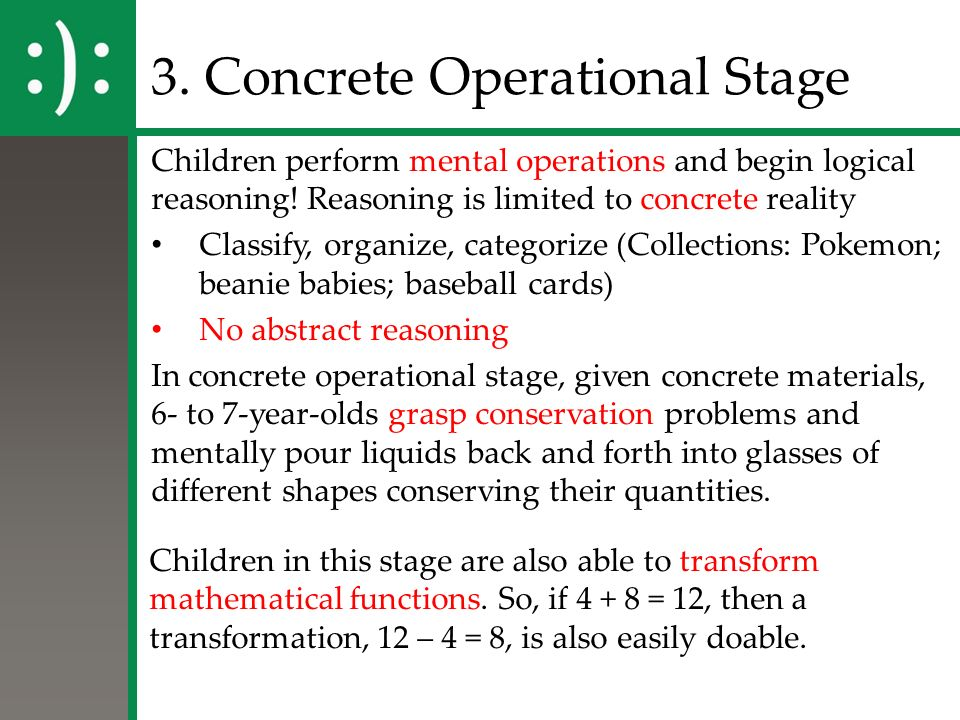 operational reasoning
