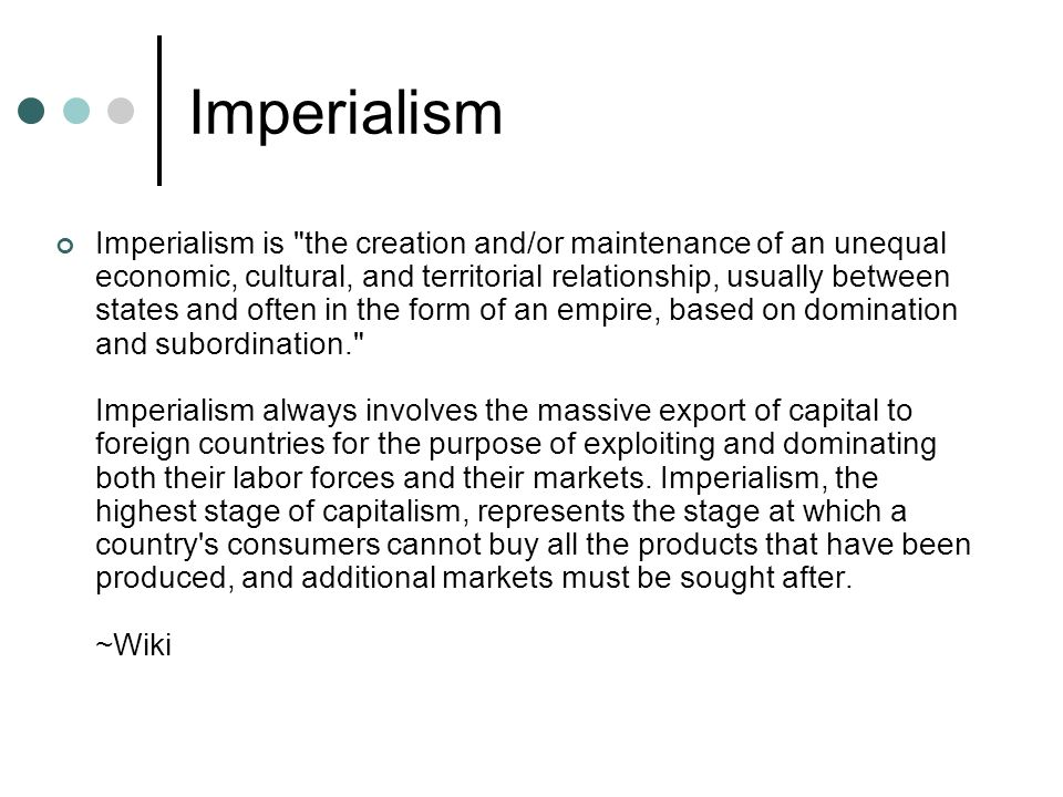 imperialism in shooting an elephant