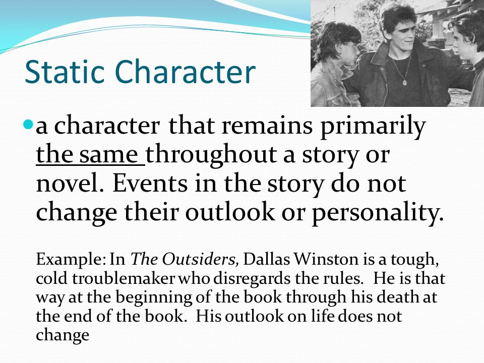 characterization the description of character traits and how