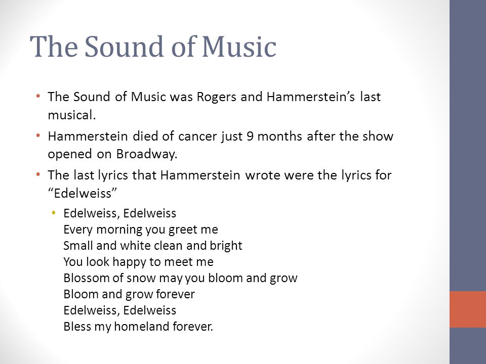 The sound of music ppt video online download 10 the m4hsunfo