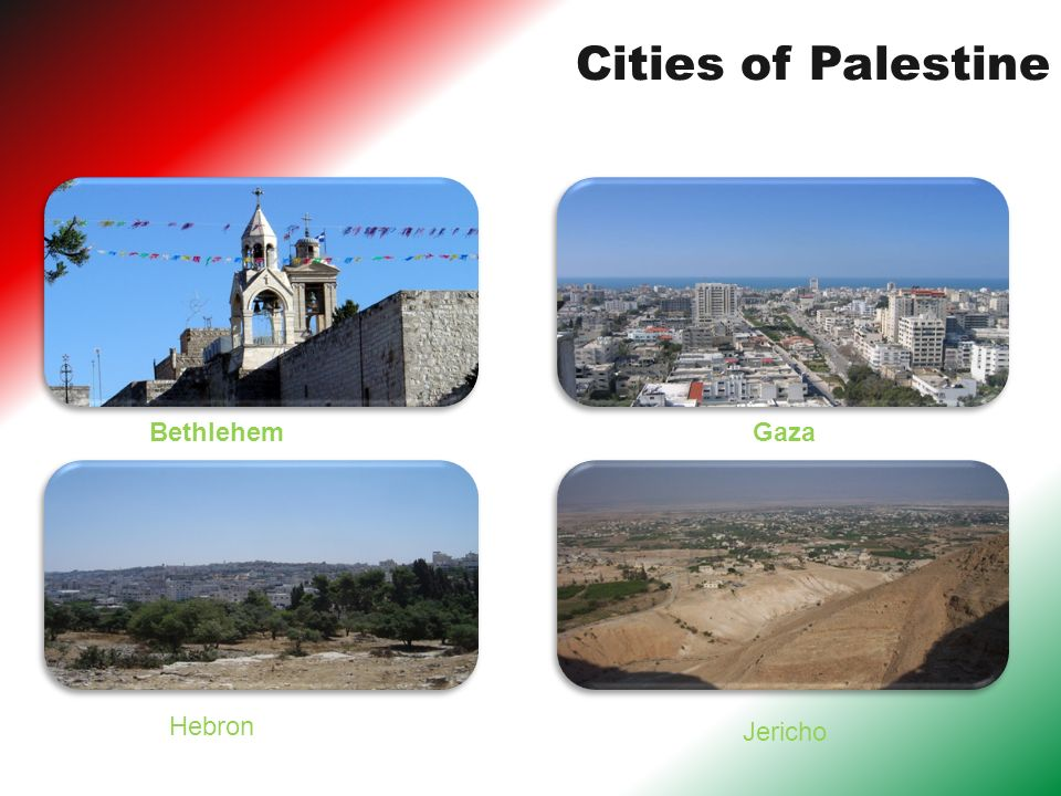 Our Symbols Our Symbols Palestine Location Palestine Is Located In