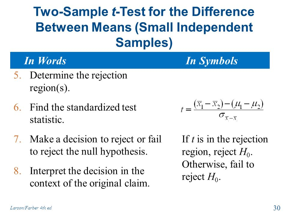 Ph751 lecture #8: hypothesis testing for two samples youtube.