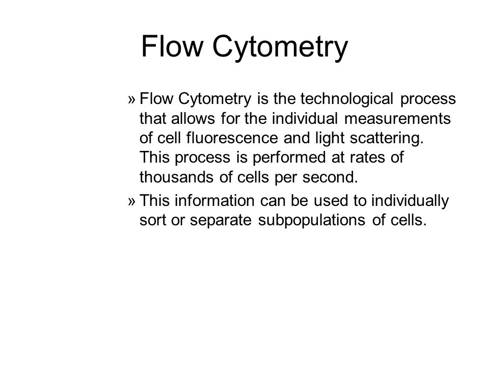 flow cytometry market will reach 6 5 As per the report by amr analysts, value of flow symmetry is expected to reach $65 billion by 2020 from $3 billion in 2012 growing at a cagr of 309% in order to boost up precisions and produce steadfast results many clinical institutions are adopting for innovative and path breaking technologies.